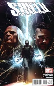 S.H.I.E.L.D. Vol 2 #2