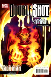 Marvel Double-Shot 4