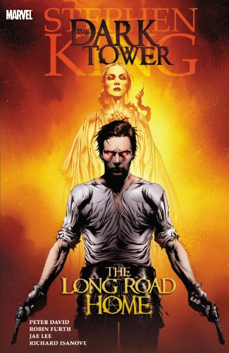 Stephen King's The Dark Tower: The Long Road Home tpb