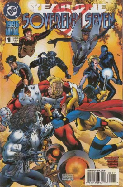 Sovereign Seven Annual 1