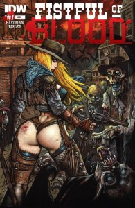Fistful Of Blood 1