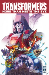 Transformers 50