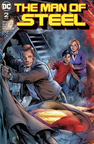 The Man of Steel Vol 2 number 2
