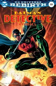 detective comics 939